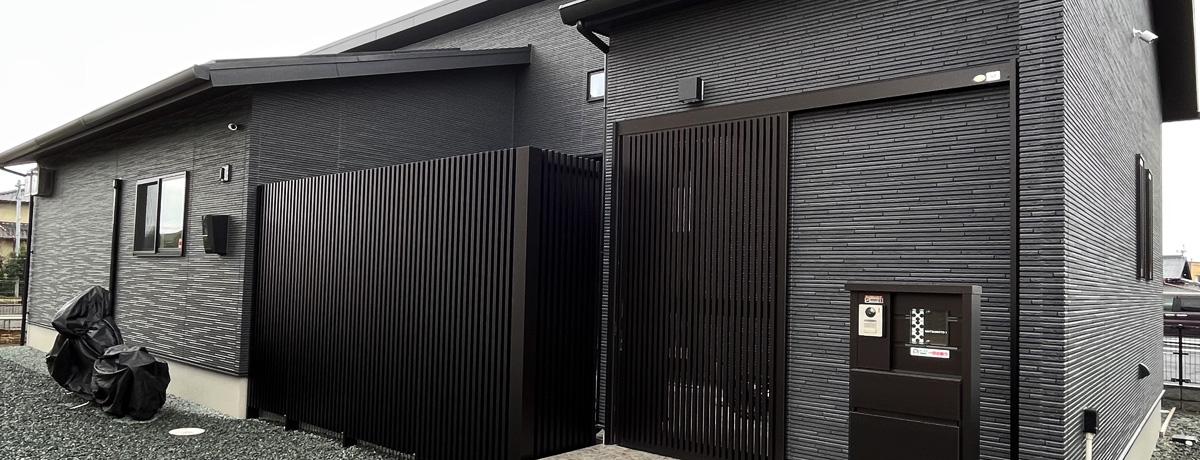 間接照明を取り入れたモダンなスタイルが素敵な平屋住宅