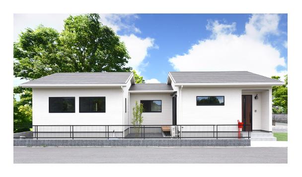 宇城市小川町・平屋モデルハウス