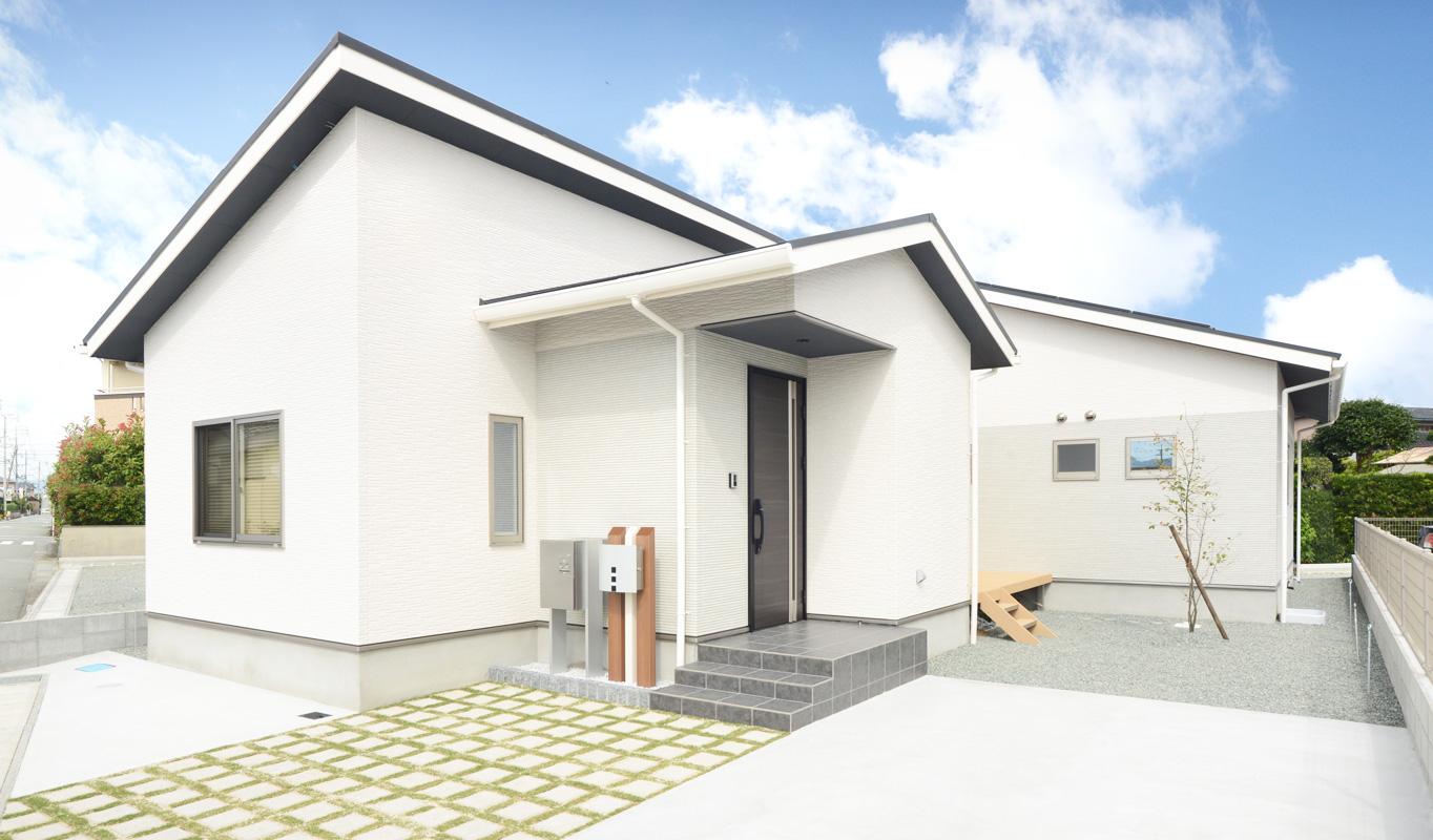 宇土松原町・平屋モデルハウス