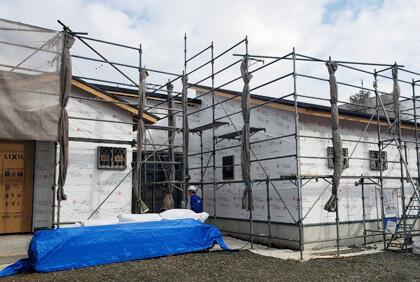 熊本県上益城郡N様邸(2020年5月完成)