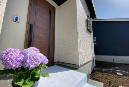 熊本県上益城郡N様邸、お引渡しでした。