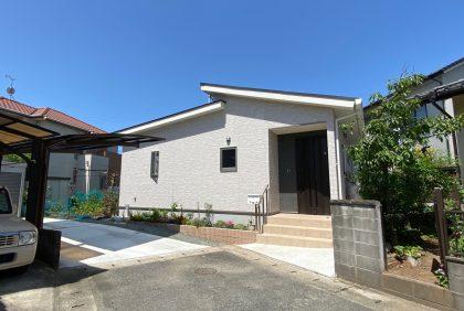 熊本県上益城郡O様邸、お引き渡しでした。