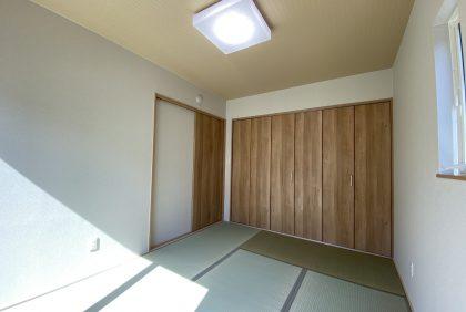 熊本県上益城郡O様邸、竣工しました。