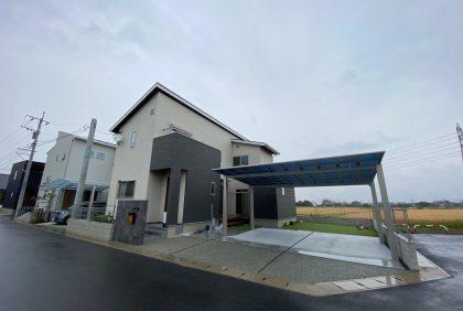 熊本県上益城郡S様邸、お引渡しでした。