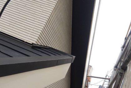 熊本市中央区S様邸、外壁工事始まりました。
