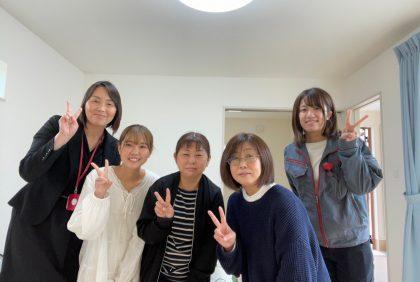 熊本県人吉市H様邸、お引渡しでした。